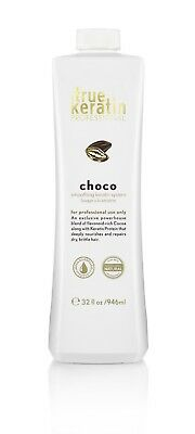 True Keratin Choco Keratin Professional Keratin Treatment 32oz 946ml SEALED