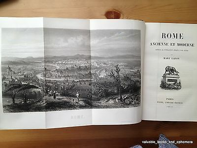 Antique Roman Empire 1854 History Ancient Italy French Francais Illustrated