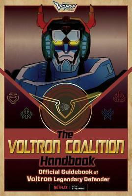 The Voltron Coalition Handbook von Cala Spinner [Simon + Schuster Inc.]