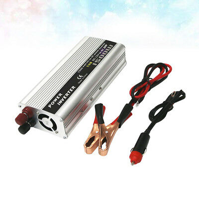 Car 1500W Converter Power Inverter Charger DC 12V to AC 230V Invertor with USB