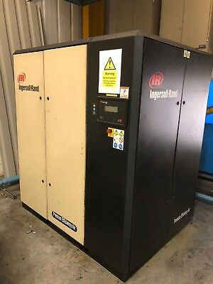 Ingersoll rand air compressor nirvana n75 and ts370 dryer