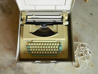 Vintage, Working Royal Electric Typewriter * Pick-Up Only - Northern New Jersey