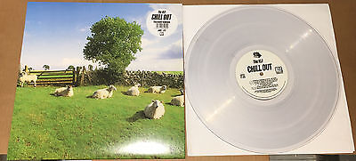 THE KLF CHILL OUT Clear Vinyl LP REISSUE UK KLF COMMUNICATION MINT