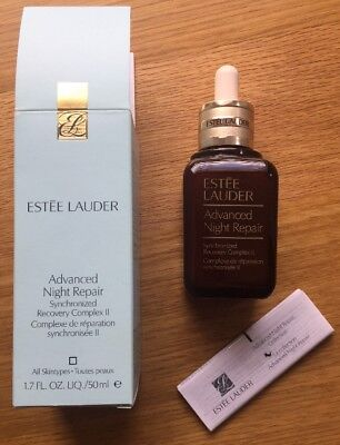 BN Boxed, ESTEE LAUDER Advanced Night Repair Recovery Complex II, LARGE - 50ml