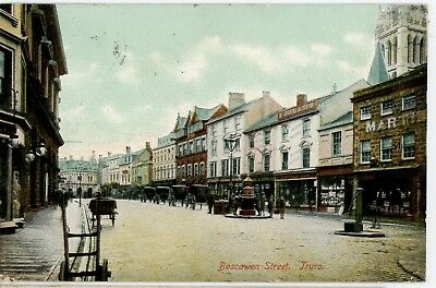 TRURO boscawen streeet   CORNWALL-PP-a15-128 by EMPIRE series