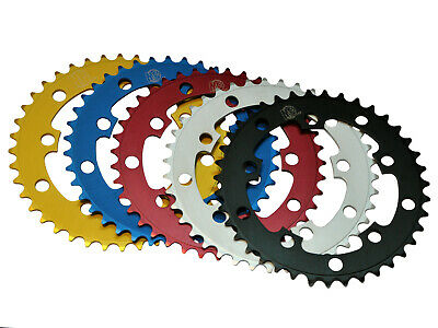 MCS CHAINRING BOLT FOR SINGLE CHAINRING BMX RED