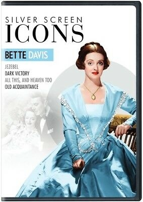 Silver Screen Icons: Bette Davis [New DVD] 2 Pack, Eco Amaray Case