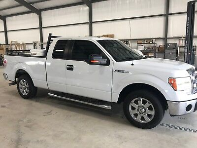 2013 Ford F-150 XLT 2013 1 Owner Ford F-150 F150 XLT Excellent Condition 5.0 V8 Flex Fuel NO RESERVE