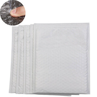 25Pcs/Lot of Assorted Size Poly Bubble Mailers Plastic Envelope Padded Bags USA