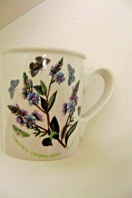 Portmeiron  The  Botanic Garden Coffee Cup / Mug Veronica  Chamaedrys