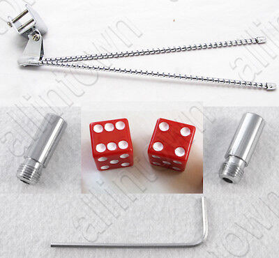 Curb Feelers Red Dice Cat Whiskers Adapters Feeler Whisker