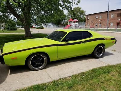 1974 Dodge Charger  1974 dodge charger