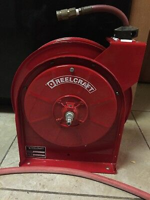 REELCRAFT Spring Return Hose Reel # 6Z160