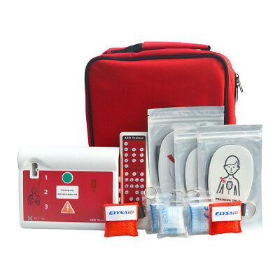 AED Trainer Defibrillator Simulator CPR AED Training Speak In Español & English