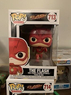 Pop! Television: The Flash (In Stock!) Vinyl Figure