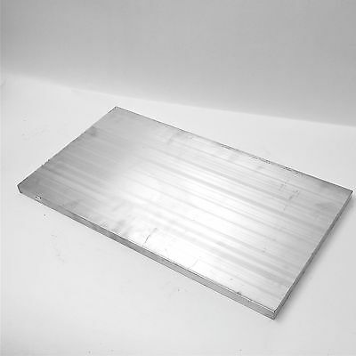 ".75"" x 12"" Aluminum Solid 6061 FLAT BAR 21.5"" Long new mill stock sku A107"