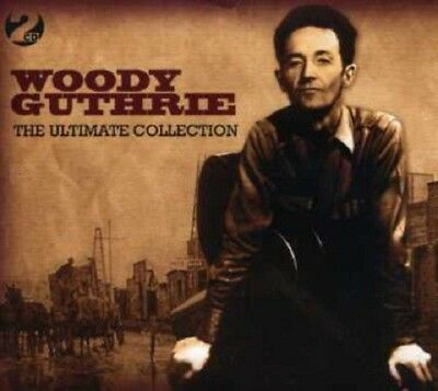 Woody Guthrie - The Ultimate Collection 2 Cd New!