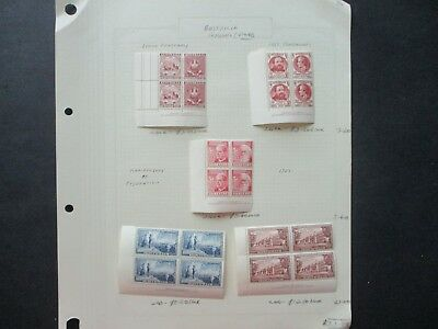 ESTATE: Australia Pre Decimal Collection on Pages - Must Have!! FREE POST (54)