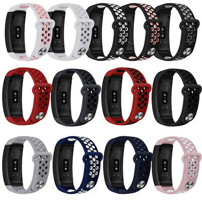 Stylish Replacement Wrist Band Flexible Silicone Strap For Samsung Gear Fit2/Pro