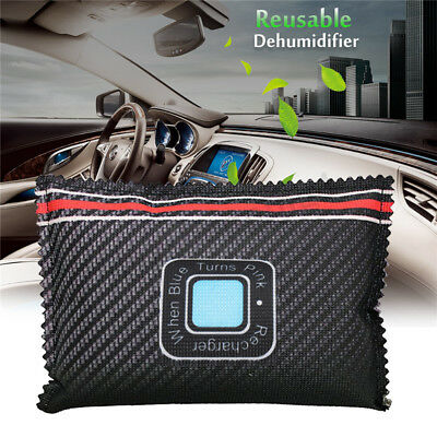 Car Dehumidifier Reusable Anti Mist Moisture Condensation Absorbing Bag
