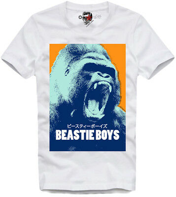 E1SYNDICATE T SHIRT BEASTIE BOYS Hip-Hop Rap Rock Hardcore Punk 4084