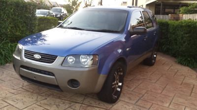 Ford Territory 2004 (unregistered)