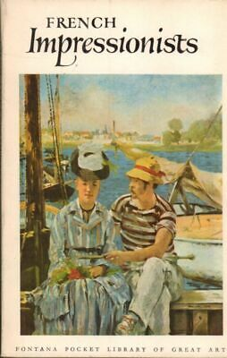 French Impressionists(Paperback Book)Herman J. Wechsler-Collins-US-Good