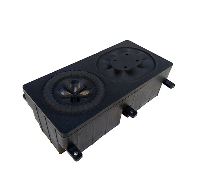 """Tang Band T3-2190S 3"""" PP. rectangle subwoofer module"""