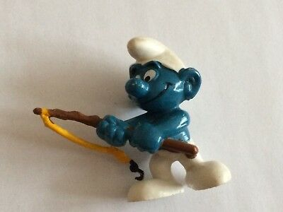 VINTAGE SMURF FISHING shipping is for up to 10 smurfs