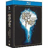 Harry Potter - Anni 1-7.2  8 Blu-Ray  Cofanetto