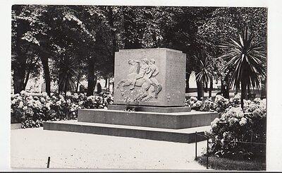 B77947 suomi monument finland  scan front/back image