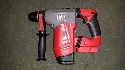 "Milwaukee M18 FUEL 1-1/8"" SDS Plus Rotary Hammer Bare 2715-20 Latest Model 2015"