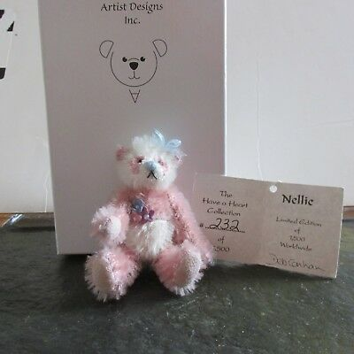 Deb Canham Artist Designs  Inc. Have A Heart Collection ' Nellie '