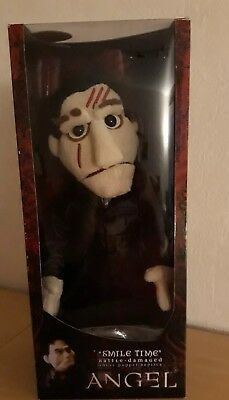 Smile Time Battle Damaged Angel Puppet - Buffy Replica