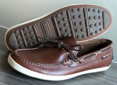 09be2168dda COLE HAAN MEN S Pinch Weekender Penny Loafer Size 10 Ironstone ...