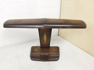 MCM Mid Century 1960s Vintage Airplane Desk Pen Holder Lamp