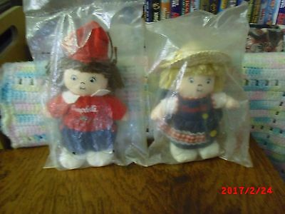 Campbells Soup Collectible Dolls (2000)