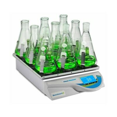 NEW ! Benchmark Scientific OrbiShaker Orbital Shaker w/Touch Screen, BT3001