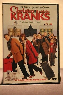 Christmas with the Kranks (DVD, 2005) - Used