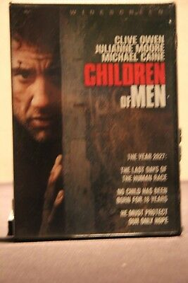 Children of Men (DVD, 2007, Anamorphic Widescreen) - Used