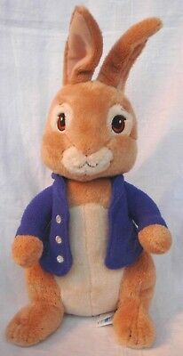 """Peter Hase/Rabbit"" mit Sprechfunktion von Beatrix Potter, ca. 30 cm, Vivid Toy"