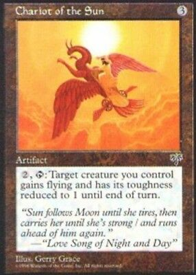 4x Chariot of the Sun MTG Mirage NM Magic Regular