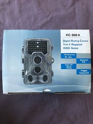 HC800A 16MP 1080P HD Video Hunting Camera Night Vision 42 LEDs IR Trail Cam NoB