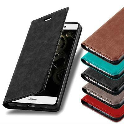 Case for Huawei Wallet Stand Phone Cover Flip Protective Book Magnetic
