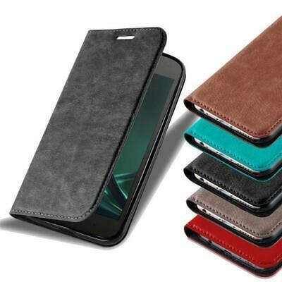 Wallet Case for Google Book Cover with Invisible Magnet Closure Flip