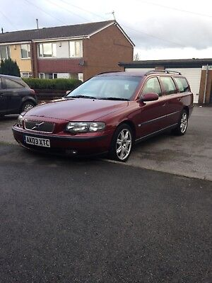 Volvo V70. FSH, Cambelt changed. MOT 04/19. Good, reliable, solid car.