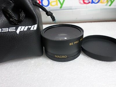 I3EPRO 58mm 0.43x Wide Angle 2.2x Telephoto Lens - NEW