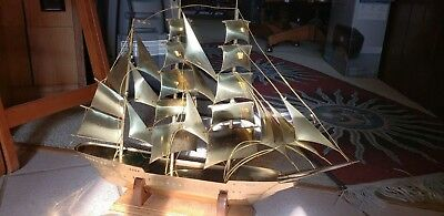 Used Brass Boat Collection