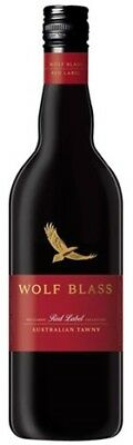 Wolf Blass Red Label Reserve Tawny 750mL ea - Fortified Wine - Origin Australia