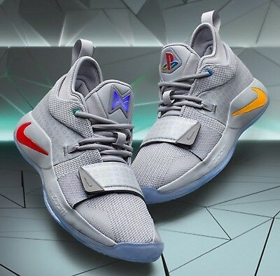25177ed0db87 NIKE PAUL GEORGE 2 Playstation Schuhe US Only Out of Stock Neu   ovp ...